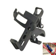 Motorcycle Handlebar Mount Clamp On Cup Holder Beverage Water Bottle Universal s