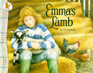 Emma-039-s-Lamb-Lewis-Kim-Very-Good-Book