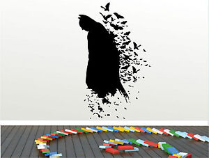 Genial Image Is Loading BATMAN Wall Sticker Decal Bedroom Wall Art MARVEL