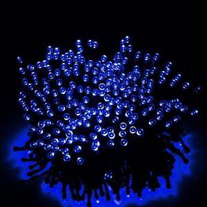 Blue-led-solaire-chaine-lumiere-solaire-fee-lumieres-GARDEN-PARTY-d-039-ete-en-plein-air