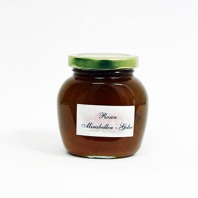 Rosen - Mirabellen - Gelee 250 g
