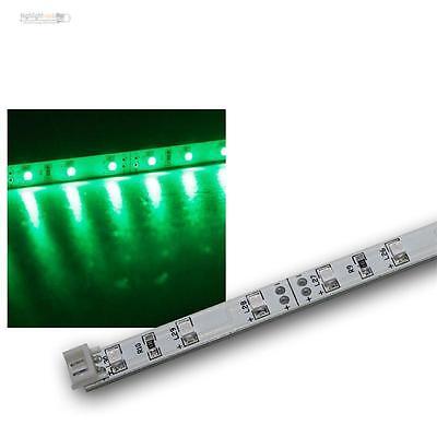 (18,73 €/m) Kürzbare Smd Led Barra Luminosa Verde 12v Led-mostra Il Titolo Originale Forte Imballaggio