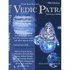 The Vedic Patra 2008 Vedic Astrological Calender 9781434317896 Charran Book