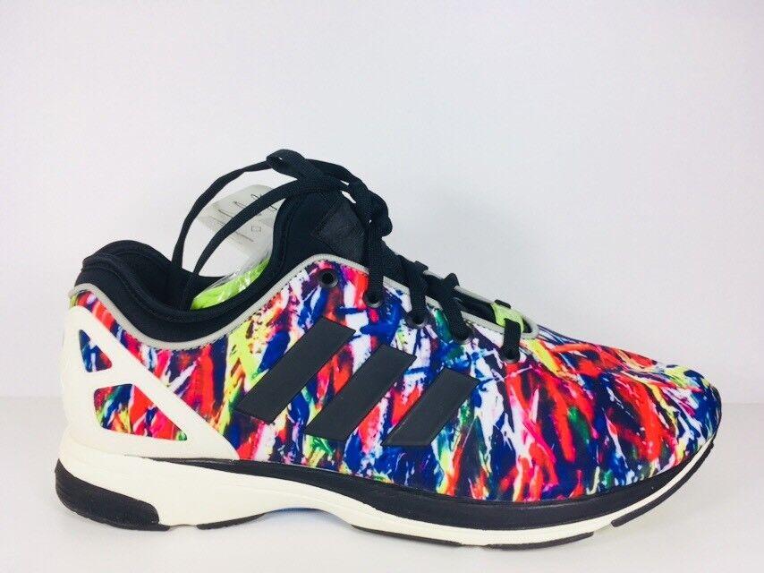 Adidas Flux Torsion Multicolor Rare152 Mens Size - 10 B35152 Free Shipping