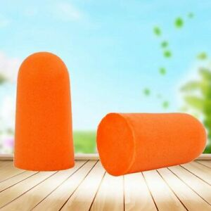 100Pairs-200Pairs-Disposable-Ear-Plug-Foam-Noise-Reducer-Free-Shipping