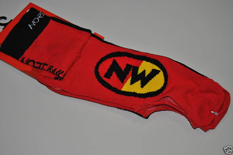 Copriscarpe Copriscarpe Copriscarpe Northwave Mod.BELGIAN BOOTIE Col. rojo  COOLMAX  tipo calza SHOECOVER N d14ede