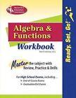 Algebra & Functions Workbook by Mel Friedman (Paperback / softback, 2008)