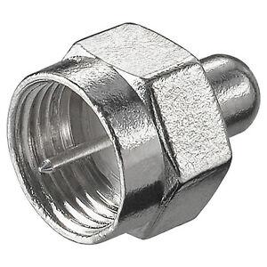 10-x-F-Abschlusswiderstand-75-Ohm-F-Aufdrehstecker-Silber-4876