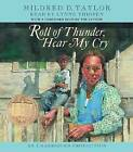 Roll of Thunder, Hear My Cry by Mildred D Taylor (CD-Audio, 2005)