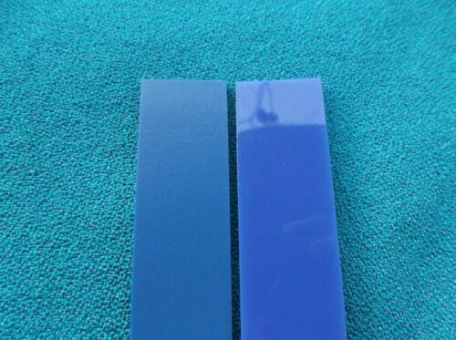 2 Bleu MAX uréthane bande scie Pneu Set Pour SEALEY SM64 scie à ruban