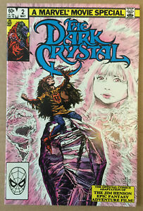 JIm-Henson-039-s-Dark-Crystal-2-VF-1983-Marvel-Comics-Movie-Special-The-Netflix