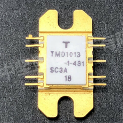 TMD1013-1 TMD1013 10.0 ~ 13.3GHz X KU-BAND micro-ondes Puissance Rf Conseil AMP Transistor