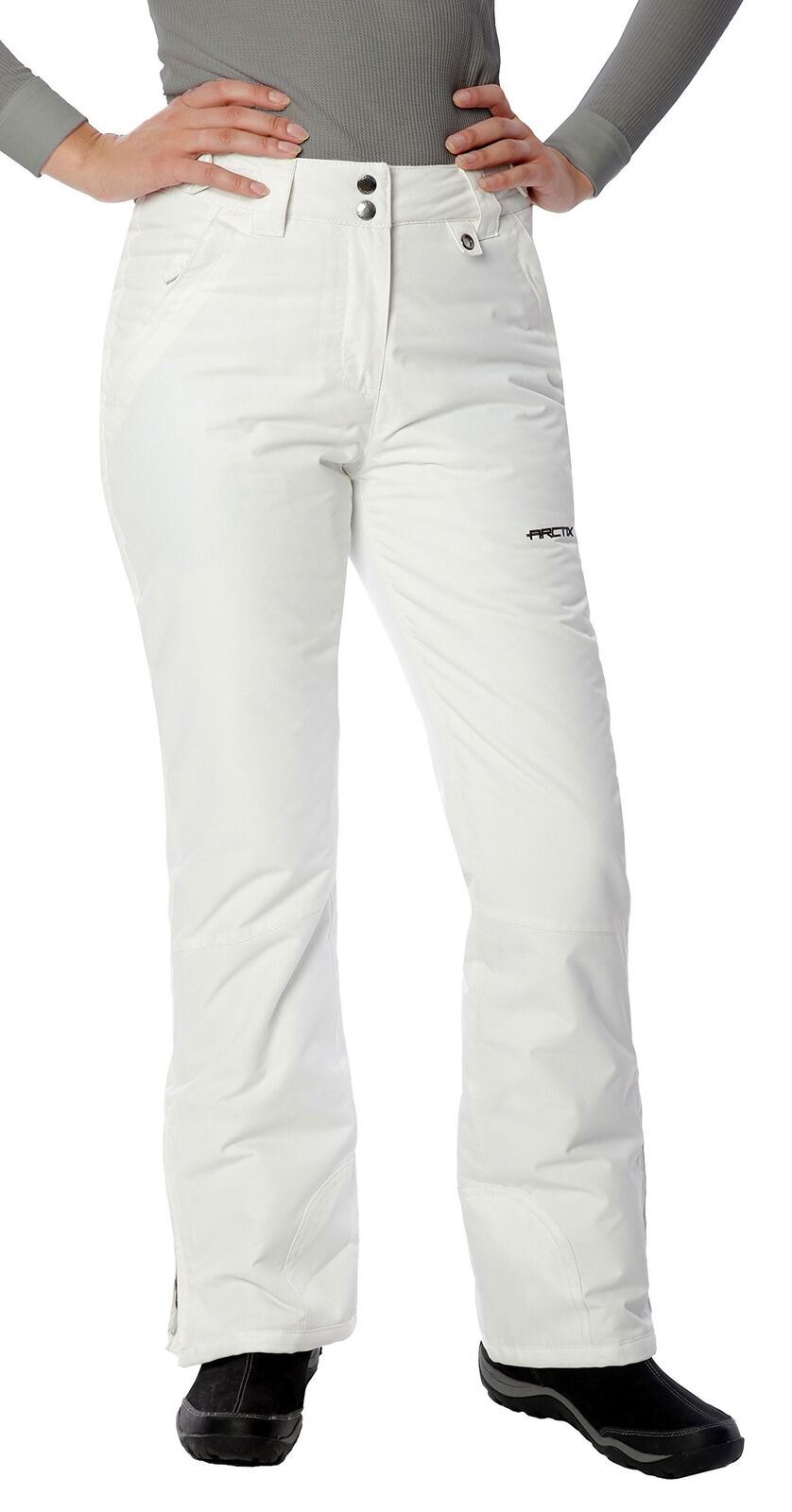 Arctix Women's Insulated Snow Pant  White X-Large Regular  clients first reputation first
