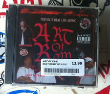 "Billy danze of M.O.P. ""The art of raw"" cd NEW sealed. How about some hardcore"