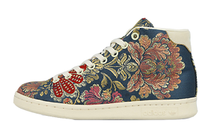 Pharrell x adidas stan smith met broccato floreale le in edizione limitata - le floreale dimensioni delle scarpe 06caa9