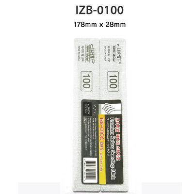 2 EA Infini BJD OOAK Premium Zebre Sanding Stick Set IZB-0100