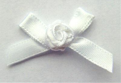 Racional 10 Arcos De La Cinta Con Flor (blanco).