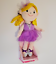 """thumbnail 5 - 15"""" Rag Doll Ballerina By Play Right Cute Soft & Cuddly Plush Doll Ages 2+ *NEW*"""