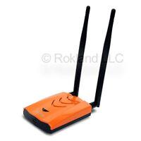 Alfa Awus052nh 802.11n Dual Band 2.4/5 Ghz Wi-fi Usb Adapter (ralink Rt3572)