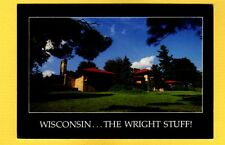 Spring Green,WI Wisconsin, The WRIGHT STUFF Frank Lloyd Wright Tour Solicitation