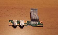 HP G50 - Compaq Presario CQ50 scheda audio board cavo connettore flat cable