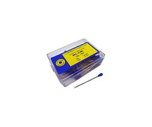 "Straight Upholstery Pins Osborne Blue 2 1//8/"" Box 100 C.S"