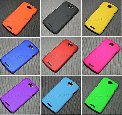 For HTC One S New Snap On Skidproof hard case back cover