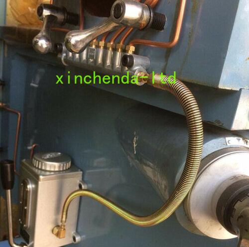 Metal Spring Cloth Sheath Hose Milling Machine Oil Tube Line 4mm For Bridgeport