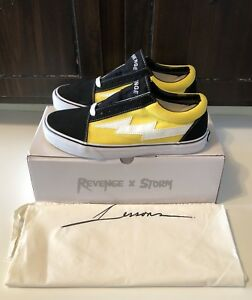 4bbbbd38307306 Image is loading Revenge-X-Storm-Lessons-Australia-Exclusive-Black-Yellow-