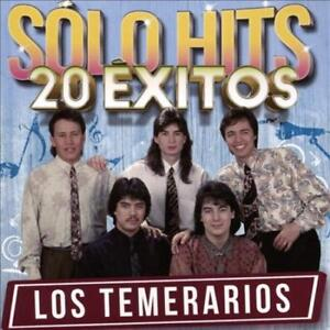LOS-TEMERARIOS-SOLO-HITS-20-EXITOS-NEW-CD