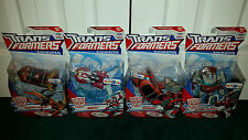 Arcee Rodimus Minor Cybertron Ironhide Ratchet TRU Animated Transformers Hasbro