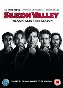 Silicon Valley-temporada 1 [DVD] [2015] [Región 2]