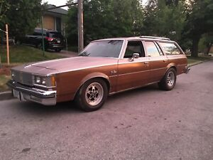 1983 Oldsmobile Cutlass Cruiser LS Swapped