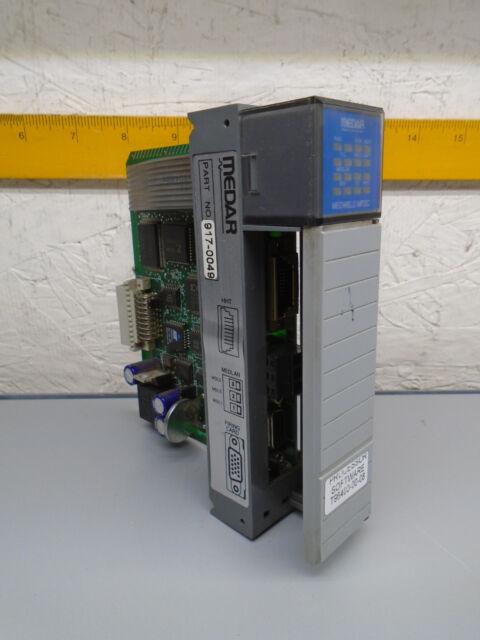 917 0049 Medar For Allen Bradley SLC 500 Medweld MFDC 9170049 N190