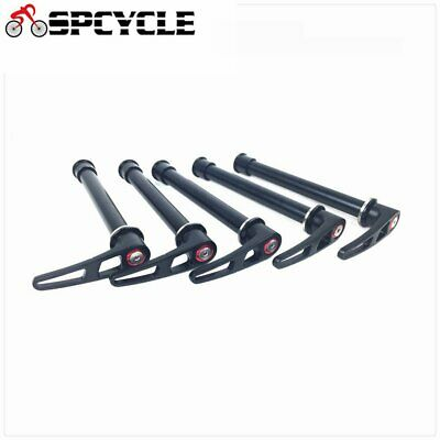 100*15mm/&142*12mm Skewer Thru Axle Quick Release Mountain Road Bicycle Parts 66g