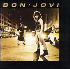 Bon Jovi [Remaster] by Bon Jovi (CD, Feb-1999, Mercury)