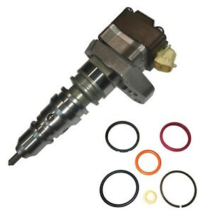 Genuine-Navistar-Diesel-Fuel-Injector-International-DT466E-1997-99-BE-Part-259
