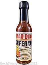 Mad Dog Inferno Hot Sauce