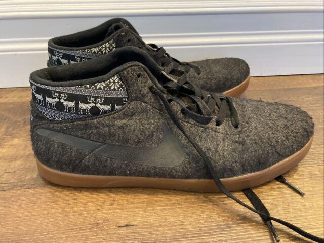 Size 11 - Nike SB Eric Koston Mid Warmth Black 2015 for sale ...