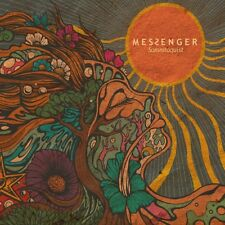 "MESSENGER - Somniloquist 7"" (NEW*LIM.200 CLEAR VINYL*UK PROG/FOLK ROCK*KING CRIM"