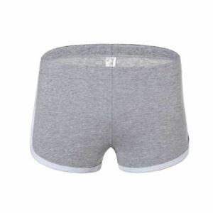 Men-039-s-Cotton-Boxer-Shorts-Sports-Comfortable-Ventilation-Large-Size-Stylish