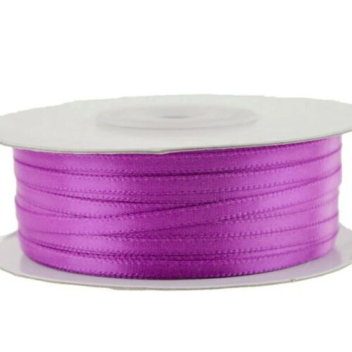 "1//16/"" Wholesale 1//8/"" 100-yard Double Face Satin Ribbon"