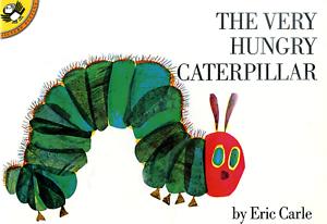 Resultado de imagen de hungry caterpillar