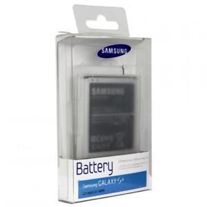 Original-Samsung-Akku-fuer-Galaxy-S4-GT-I9500-I9500-2600-mAh-B600BE-NEUWARE