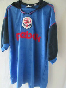 Bolton-Wanderers-1995-1997-Away-Football-Shirt-42-44-13849
