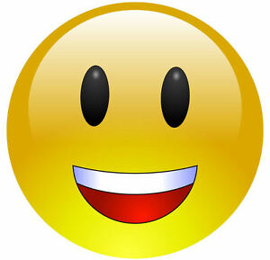 Framed Emoji Print Wide Smiley Face Picture Poster Android