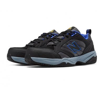 New Balance Shoes Steel Toe 627 Black