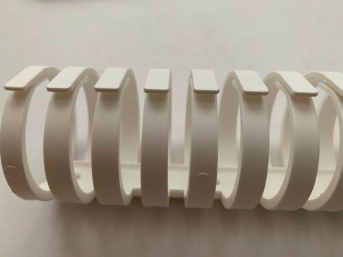 - Flexible Slot 1 HellermannTyton White Slotted Flexible Panel Trunking 500mm