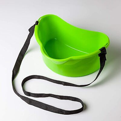 Fruits Berry Picker Harvesting Basket with Strap 3L//0.8 gal Harvest Bucket for Fruits Berries Vegetables Garden Tools Container Belt Support Farm 1 pcs Crimson