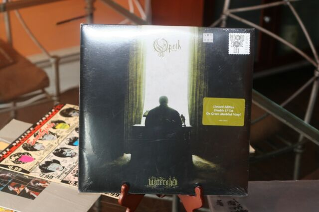 Watershed Green Vinyl.Opeth Watershed Double Vinyl Lp Limited Edition Rsd 2014 Green Marble